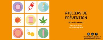 Ateliers de prévention 2021