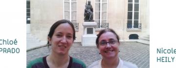 IAFR - Chloe Prado et Nicole Heily
