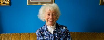 Christa Ronke, née à Berlin, Allemagne, en 1929