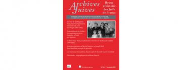 Couverture d'un livre avec une photo de famille