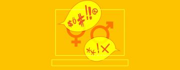 Symboles de genre et phylactères