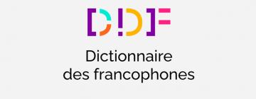 Dictionnaire des francophones (DDF) - logo