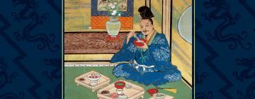 Des mérites comparés du saké et du riz (Shuhanron emaki)_COUV