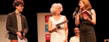 Remise des prix du Concours Inalco de la nouvelle plurilingue 2020