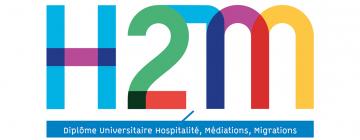 DU Hospitalité, Médiations, Migrations - logo