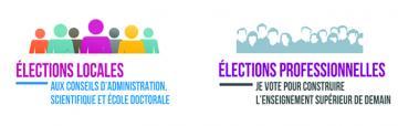 Elections Professionnelles 2014 écrans 4