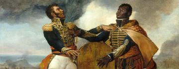 Guillaume Guillon Lethière, Le Serment des ancêtres, 1822