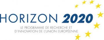 Logo du programme de recherche Horizon 2020