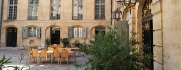 Cour intérieure de l'Institut d'études avancées (IEA) de Paris