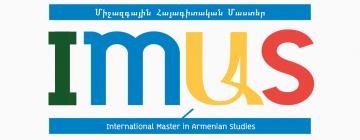 Master IMAS - visuel en arménien