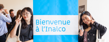 Etudiants internationaux (Inalco)