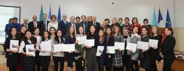 Remise de diplômes - ISK - 2018