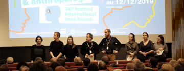 Jury du Festival international Jean Rouch : 38e édition