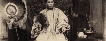 La marche de Caobang bannière
