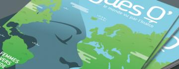Couverture du magazine Langues O' n°3