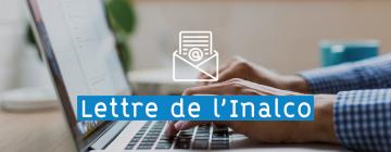 Lettre de l'Inalco - n° 69 - mai 2021 - visuel