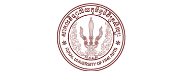 Logo Université Royale des Beaux-Arts Cambodge