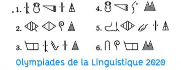 Six inscriptions en écriture du royaume Hittite