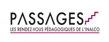 Passages: les rendez-vous pédagogiques de l'Inalco - logo