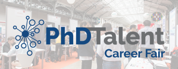 Logo du PhDTalent Career Fair
