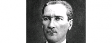Portrait Mustafa Kemal Atatürk
