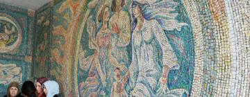 4 femmes et des murs de mosaïques