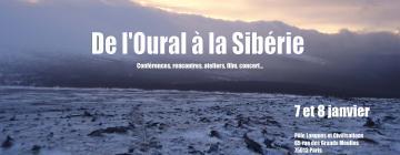 De l'Oural à la Sibérie
