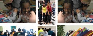 Montage photos de la Journée d'études JE du GIS RéAL2 (2021)