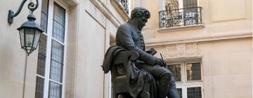 Statue d'Antoine-Isaac Sylvestre de Sacy