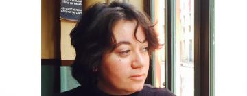Portrait de Samira Negrouche