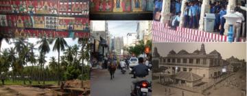 Montage de photos du monde tamoul