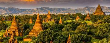 temple en asie photo du département ASEP