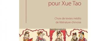 Une robe de papier pour Xue Tao