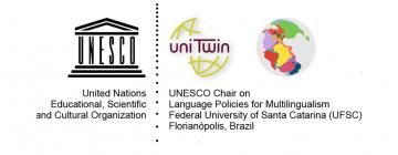logo de la Chaire Unesco Unitwin sur le plurilinguisme