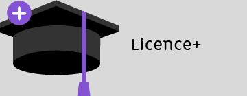 Visuel Licence +