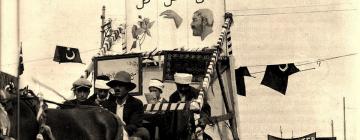 Promotion du nouvel alphabet turc