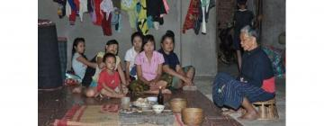 visuel L'exode rural au Laos : l'exemple des jeunesses Tai du village de Houay Yong