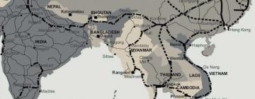 Laos : Les enjeux de la voie ferrée LGV Kunming-Vientiane-Bangkok