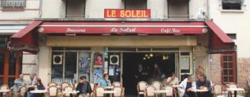 visuel Une journée au soleil. Histoire de l'immigration algérienne (kabyle) à travers les cafés parisiens