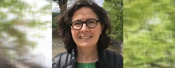 Portrait de Valérie Liger-Belair, DGS Inalco (2021-2025)