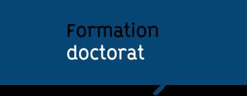 Formation doctorat