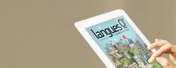 Langues O le mag application