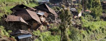 Tremblements de terre au Népal
