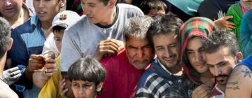 Exposition Lesbos, l'ïle-refuge